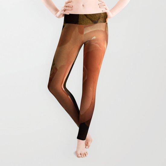 Rose Shadows Leggings