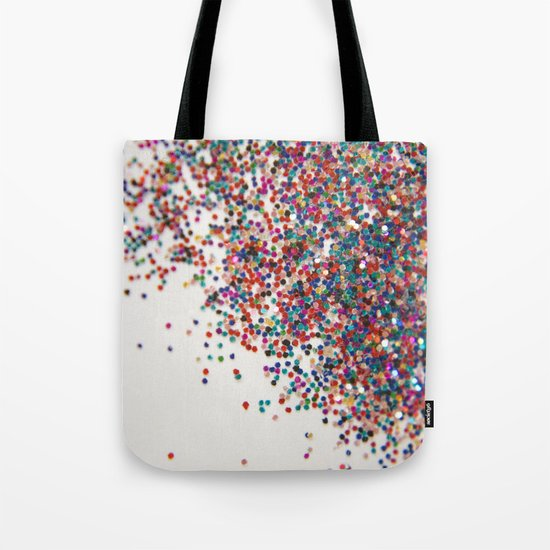 Fun II (NOT REAL GLITTER) Tote Bag