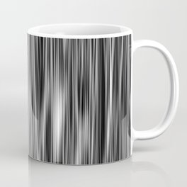 Ambient #6 in Grayscale Coffee Mug