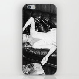 Run run Run run Run run Run away From your Responsibilities iPhone Skin