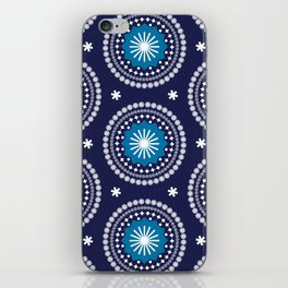 Bandana (Jackie Blue) iPhone Skin