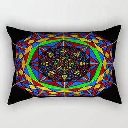 Tet-Ra-Gram-Ma-Ton Rectangular Pillow