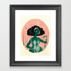 From me Framed Art Print