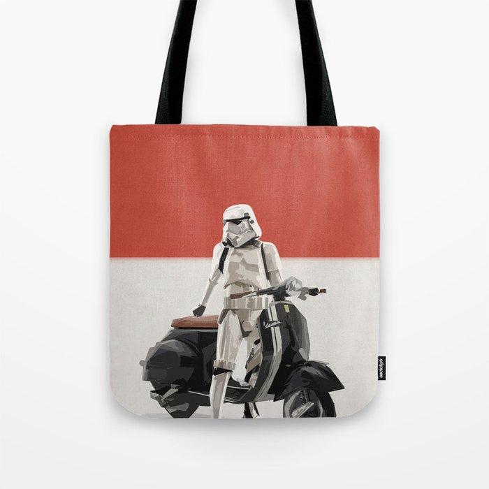 Vespa Troooper Tote Bag