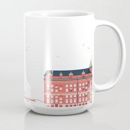 Gooderham Building | Icon-O-Tecture Coffee Mug