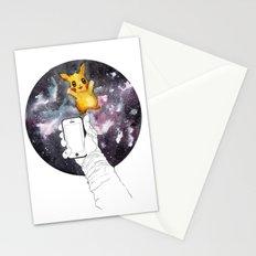 pokemongo Stationery Cards