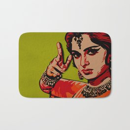 Bollywood Style Bath Mat