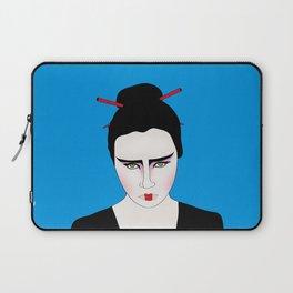 Grumpy Geisha // Japanese Style Laptop Sleeve