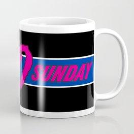 Rad Sunday Coffee Mug