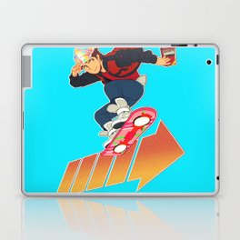 We've Gotta Go Back Laptop & iPad Skin
