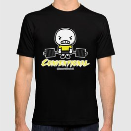 CONVENTIONAL T-shirt