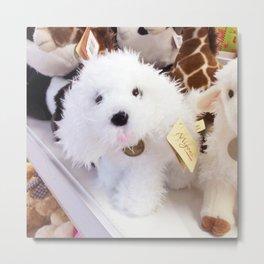puppy doll Metal Print