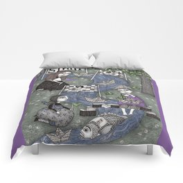 The Boat Race Comforters