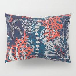 Corals and Starfish Pillow Sham