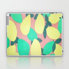 Lemony Fresh Citrus Pattern Laptop & iPad Skin