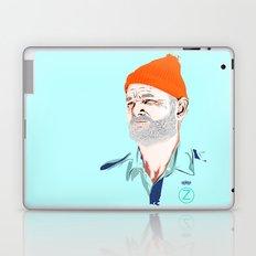 Doc Zissou Laptop & iPad Skin