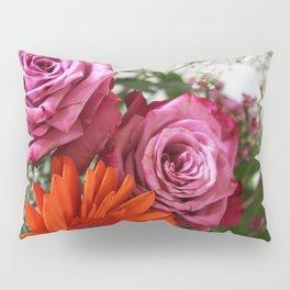 Floral Tribute Pillow Sham