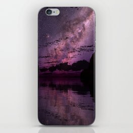 The Distant Lights iPhone Skin