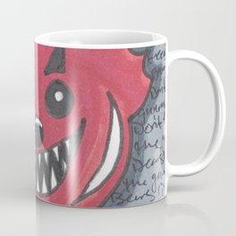 Don't Feed The Gummy Bears! Coffee Mug