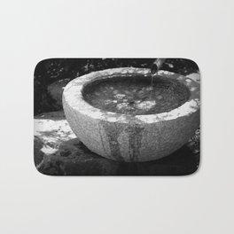 Water Basin Bath Mat