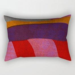 A Reasonable Assumption, Abstract Shapes Rectangular Pillow