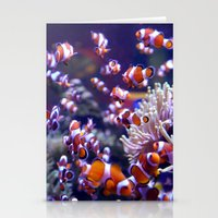 nemo Stationery Cards featuring Nemo by Arielle Walker