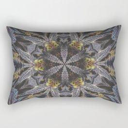 Flowers of Life Rectangular Pillow