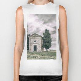 Cappella della Madonna di Vitaleta Biker Tank