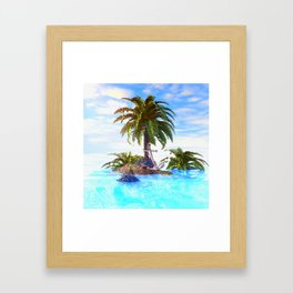 Lorelei Framed Art Print
