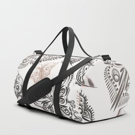 Butterfly design classic elegant graphic design Duffle Bag
