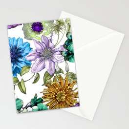 Botanical Haze Stationery Cards