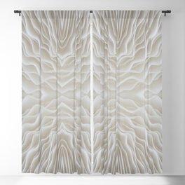 Mushroom Blackout Curtain
