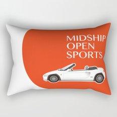 Midship Open Sports Rectangular Pillow