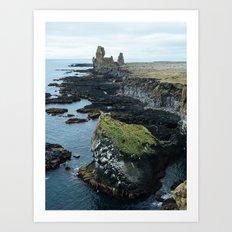 Snæfellsnes Peninsula Art Print