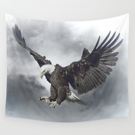 Eagle Spirit Wall Tapestry