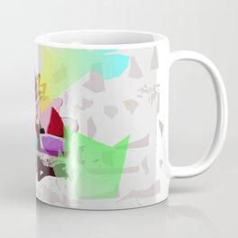 Sofa Girl Coffee Mug