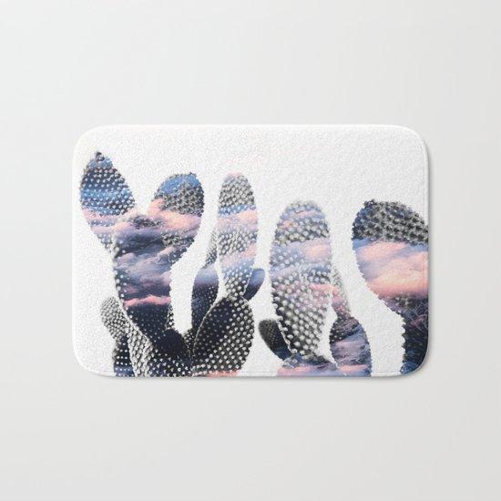 Pastelle Cacti Bath Mat