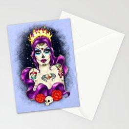 LA SANTA MUERTE Stationery Cards