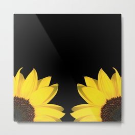 colored summer for two - o2 Metal Print