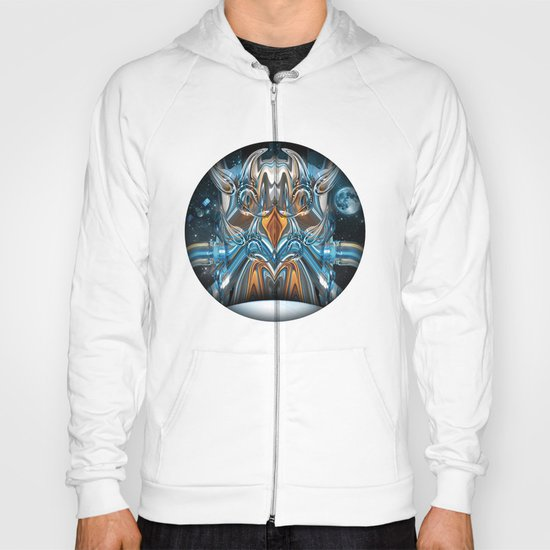 ion rising Hoody