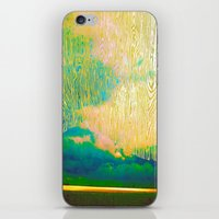 murakami iPhone & iPod Skins featuring Storm by Neelie