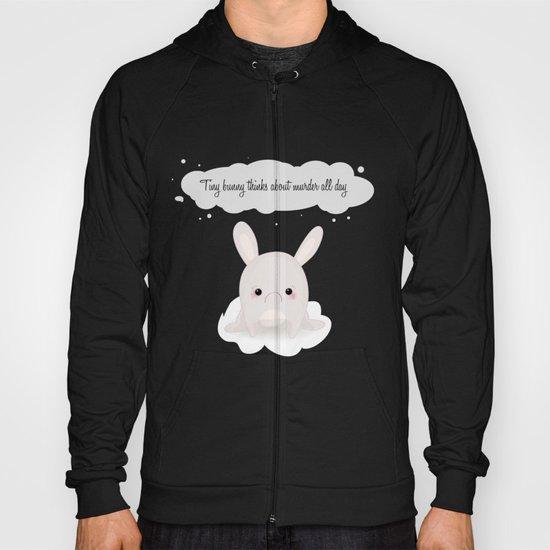 tiny bunny Hoody