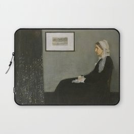 Whistler's Mother Laptop Sleeve