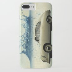 deep water porsche iPhone 7 Plus Slim Case