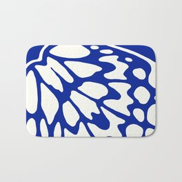 Butterfly Wings: Lapis Bath Mat
