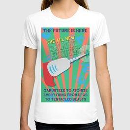 The Galactic Atomizer T-shirt