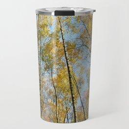 #Pure #nature #dekor #birch #forest in #autumn #Time Travel Mug