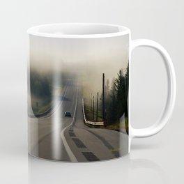 Country Sunrise Landscape Coffee Mug