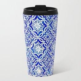 Azulejo Travel Mug