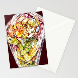 PumpkRin Stationery Cards